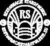 RESTAURACJE STAROPOLSKIE, logo kołoweWHITE