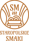 STAROPOLSKIE SMAKI, logo pionowe